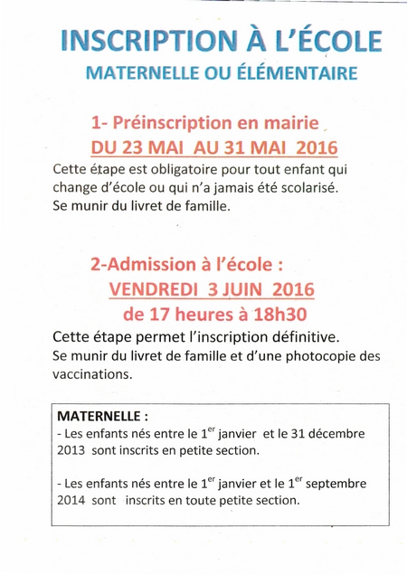 inscription-ecole-2016